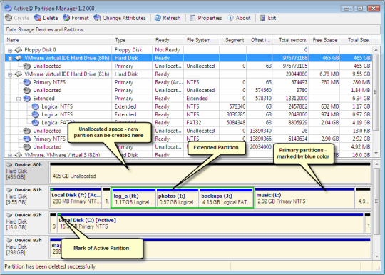 Active@ Partition Manager free download