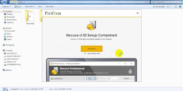 Recuva Pro Crack Free Download + Keygen [Latest Version]