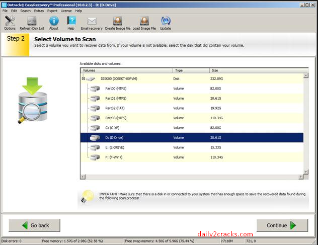 Ontrack EasyRecovery Professional free