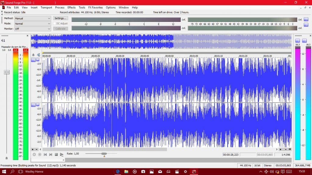 SOUND FORGE Pro 11 download full version