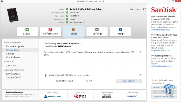 SanDisk SSD Toolkit latest version download