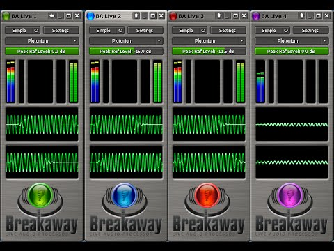 Breakaway Audio Enhancer free