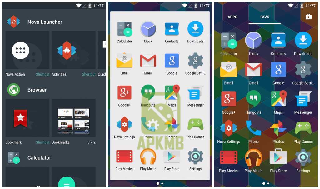 Nova Launcher Prime v5 5 3 Final Cracked MOD APK