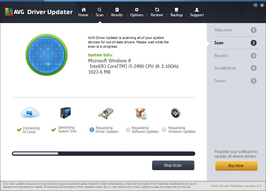 AVG Driver Updater review