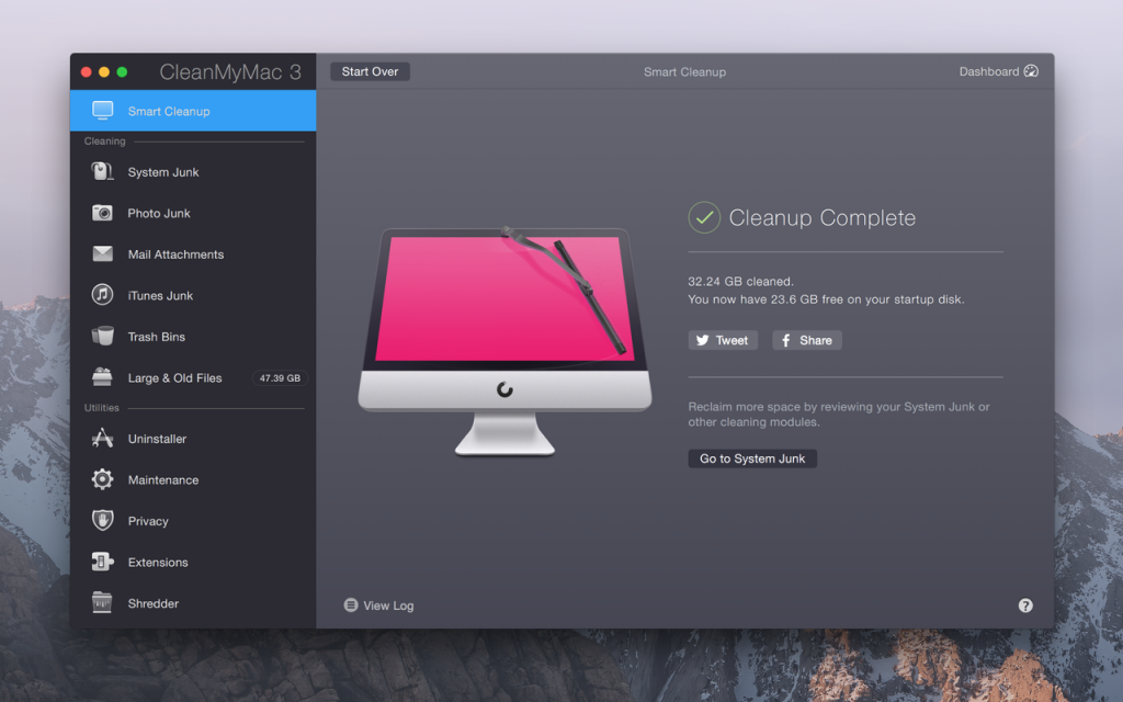 CleanMyMAC 3 full version Download
