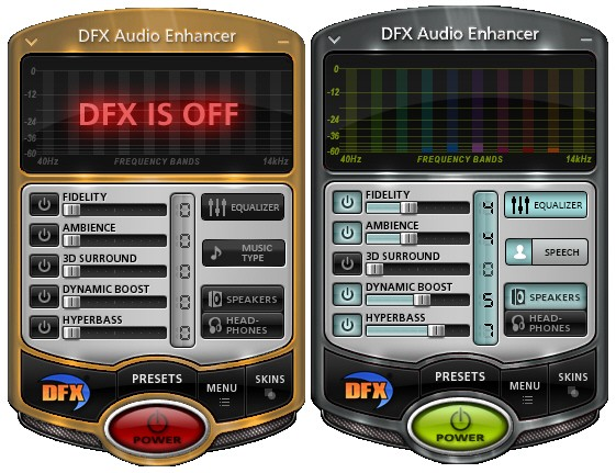 DFX Audio Enhancer latest version