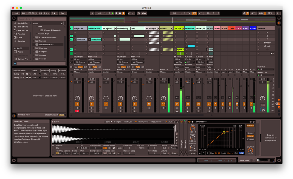 download ableton live 9 full crack mac