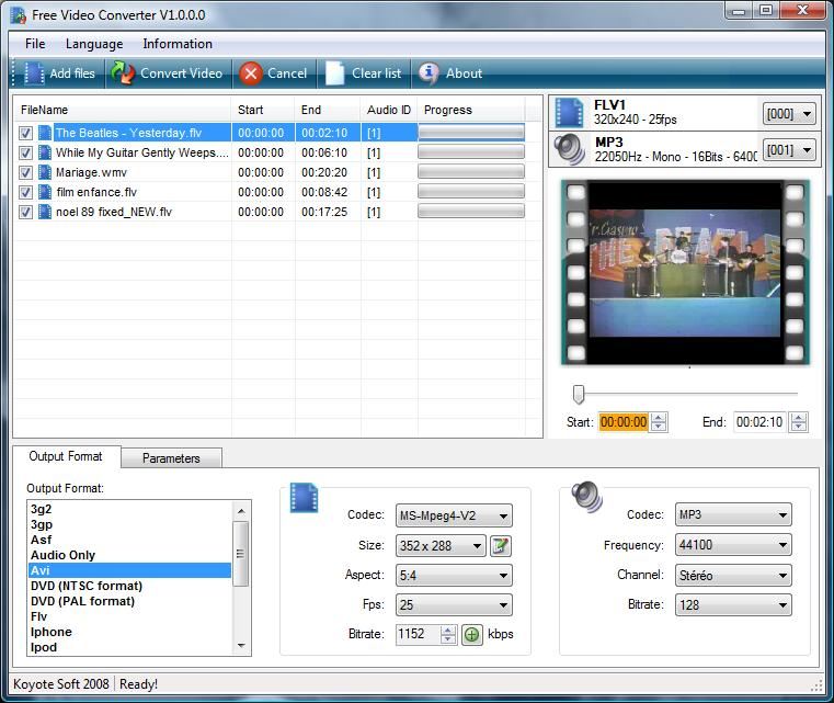 Any Video Converter Ultimate free download full version