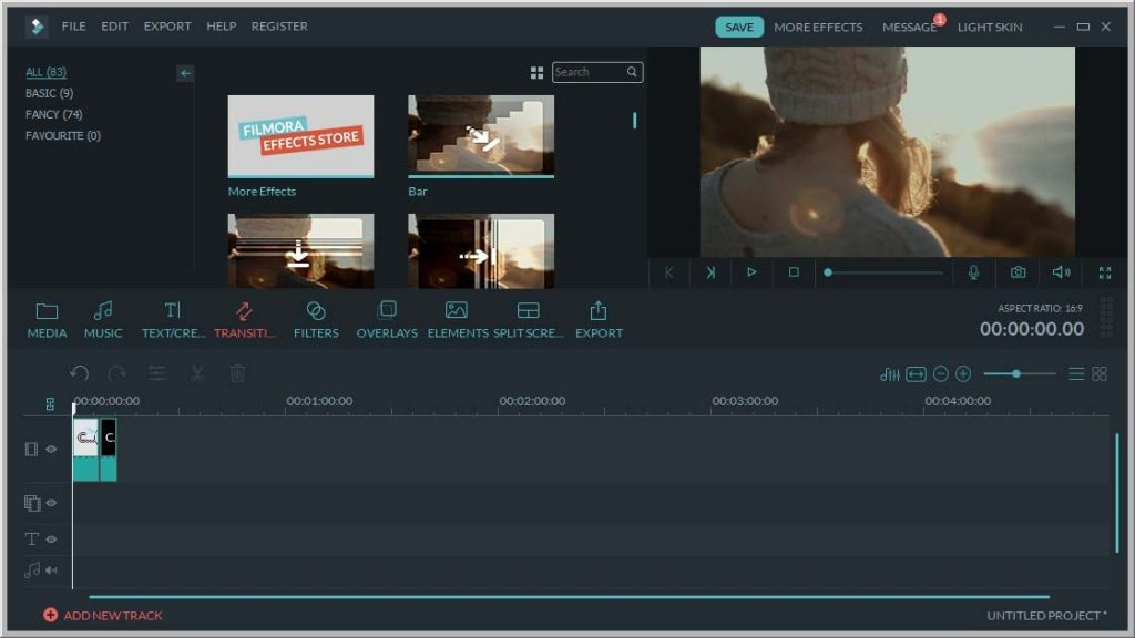 Wondershare Filmora Video Editor Crack